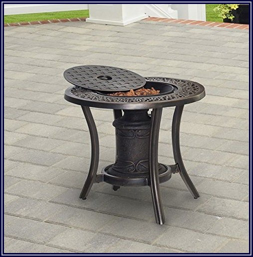 Hanover Patio Furniture With Fire Pit