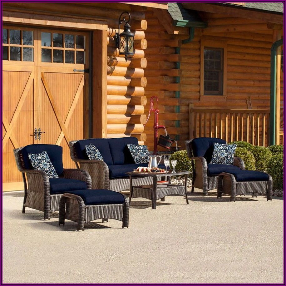 Hanover Strathmere Patio Furniture