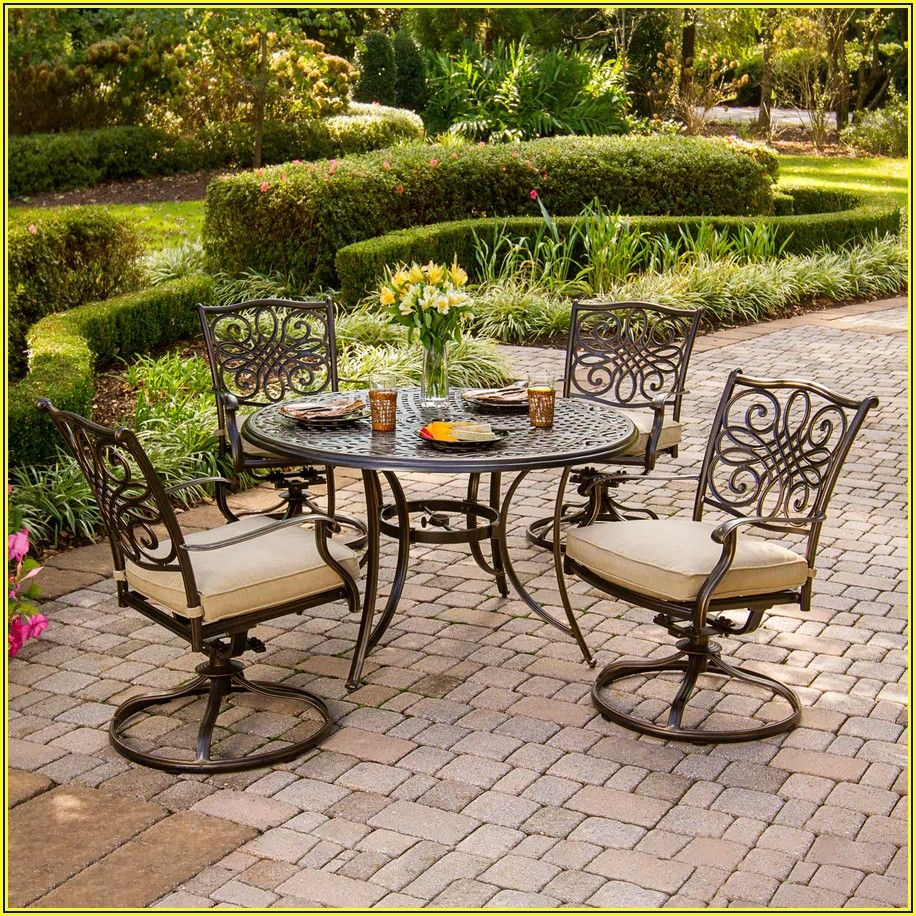 Hanover Traditions Patio Furniture