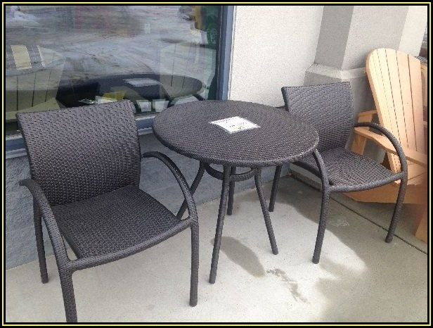 Hdpe Wicker Patio Furniture