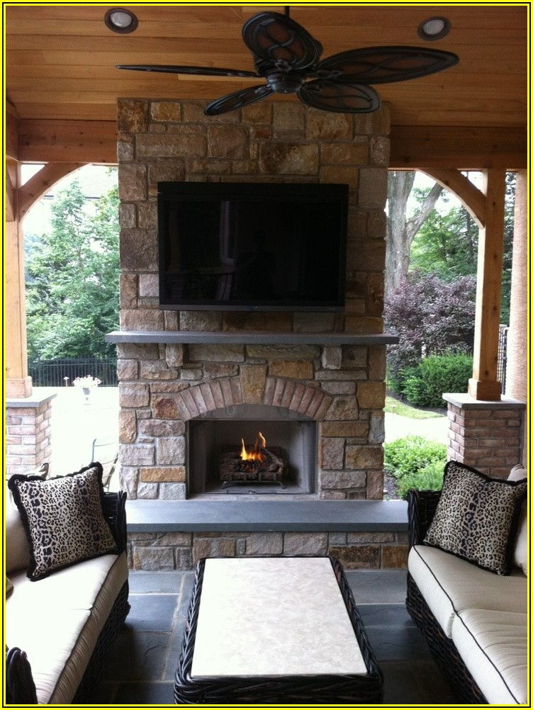 Hearthside Fireplace And Patio