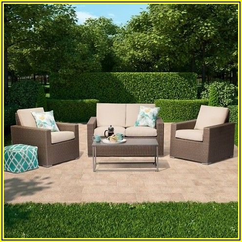 Heatherstone Wicker Patio Furniture