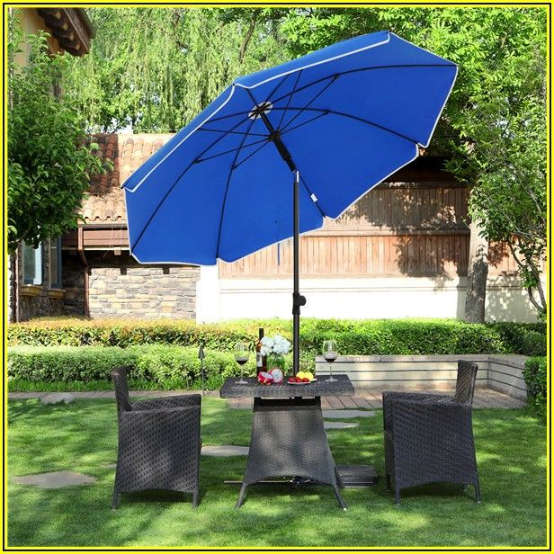 Heavy Duty Commercial Patio Umbrellas