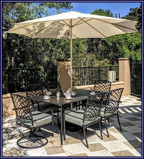 Heavy Patio Dining Sets