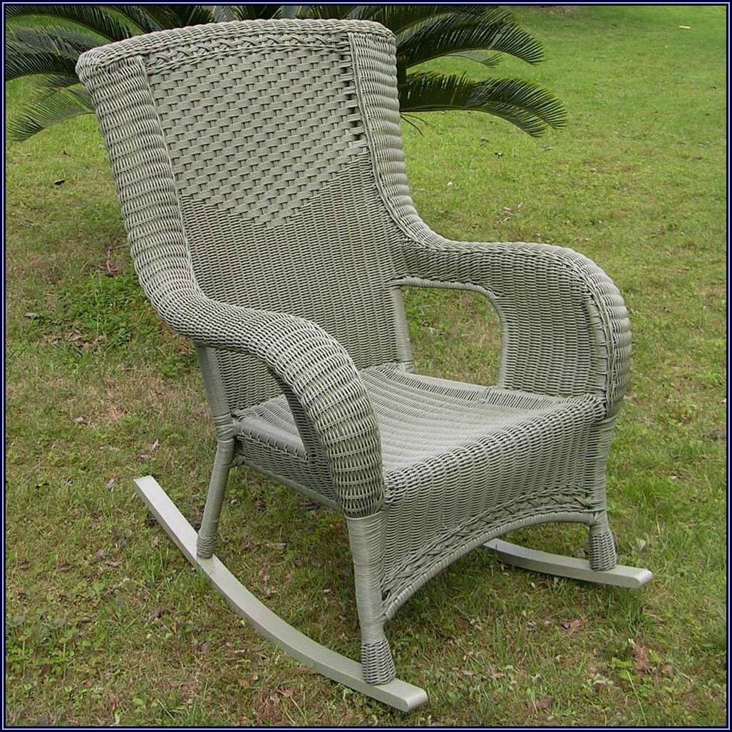 High Back Aluminum Patio Chairs