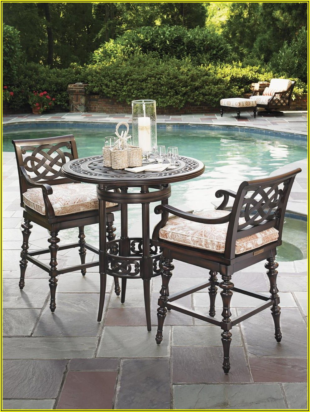 High Top Patio Furniture