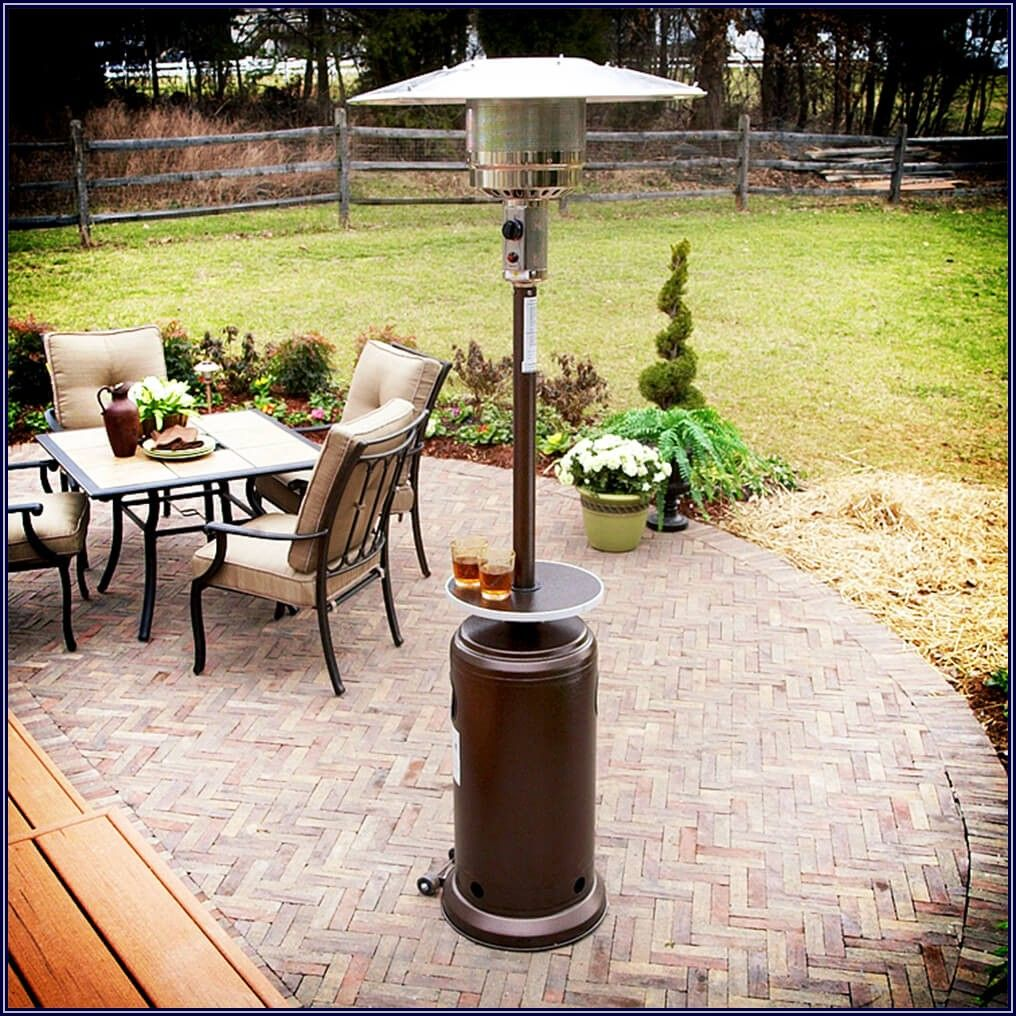 Hiland Propane Patio Heater 48000 Btu