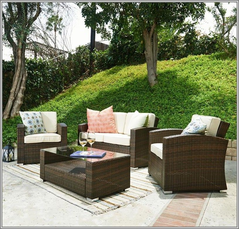Hom Furniture Patio Furniture