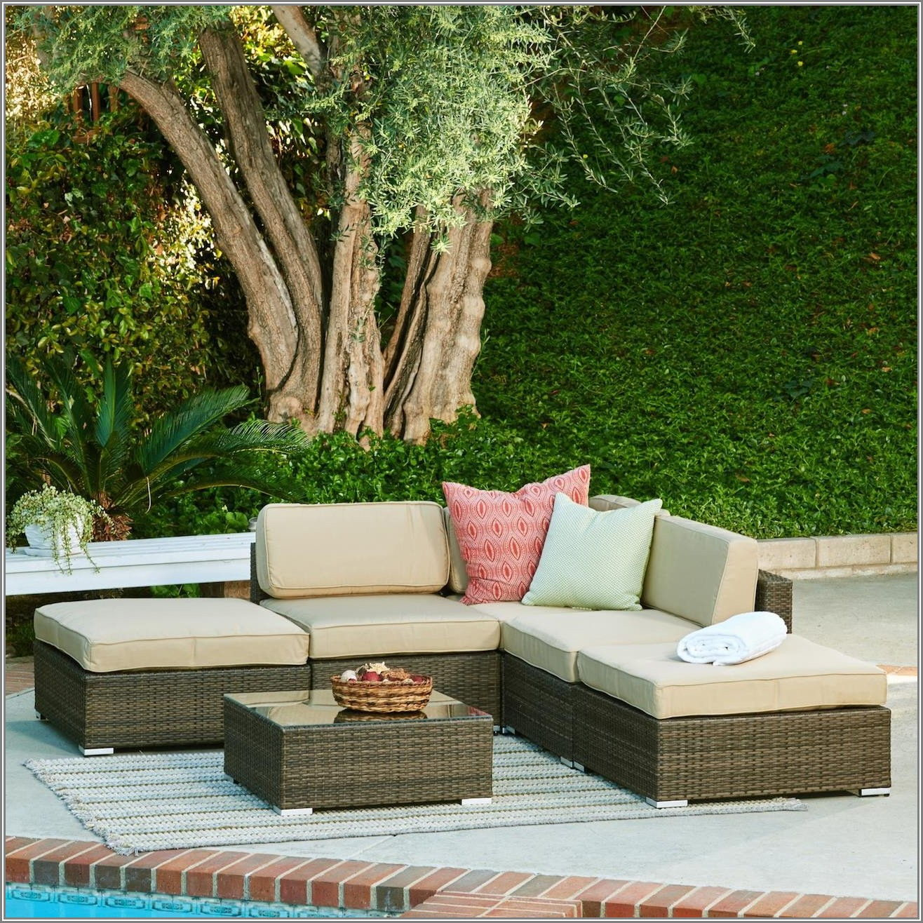 Hom Furniture Patio Sets