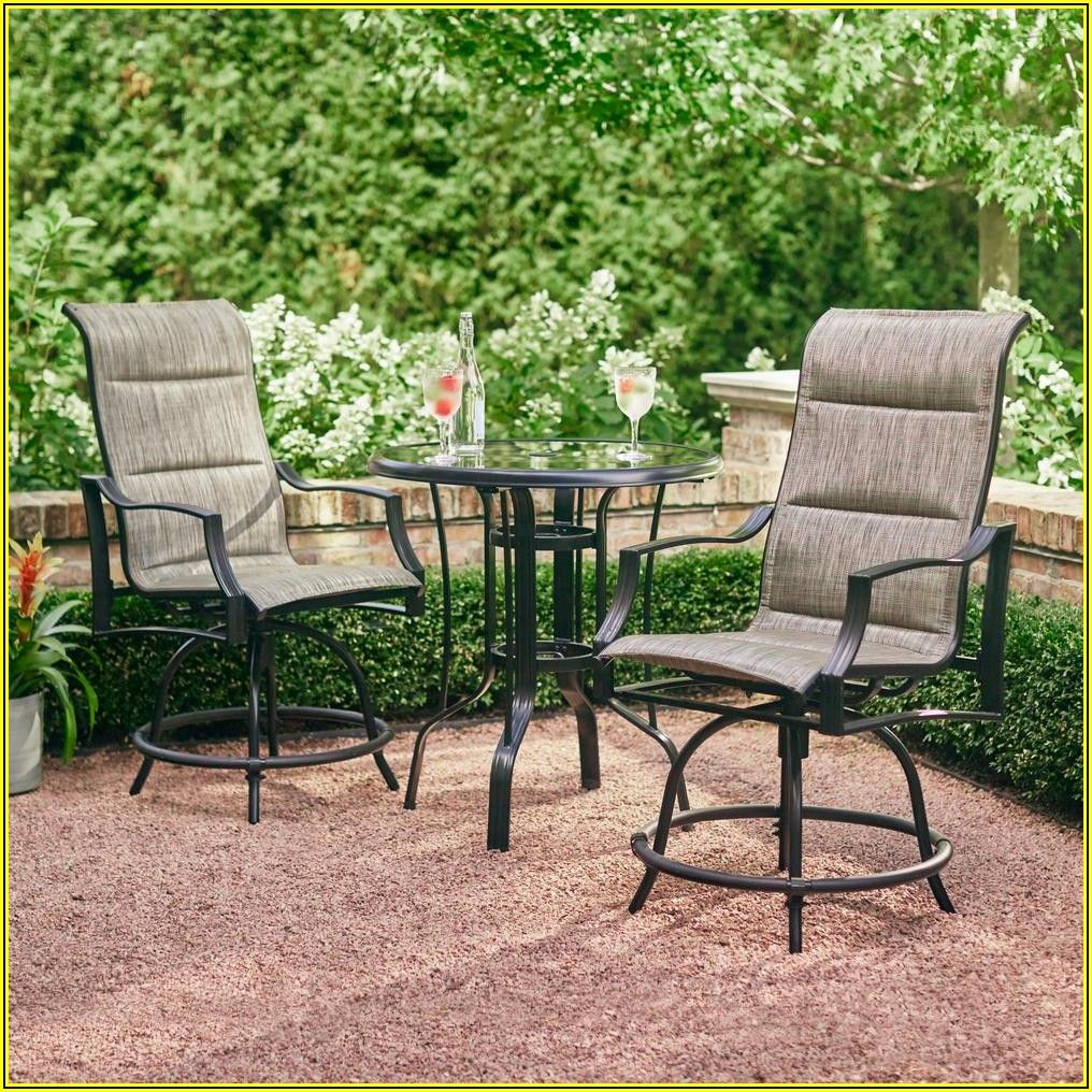 Home Depot 3 Piece Patio Set