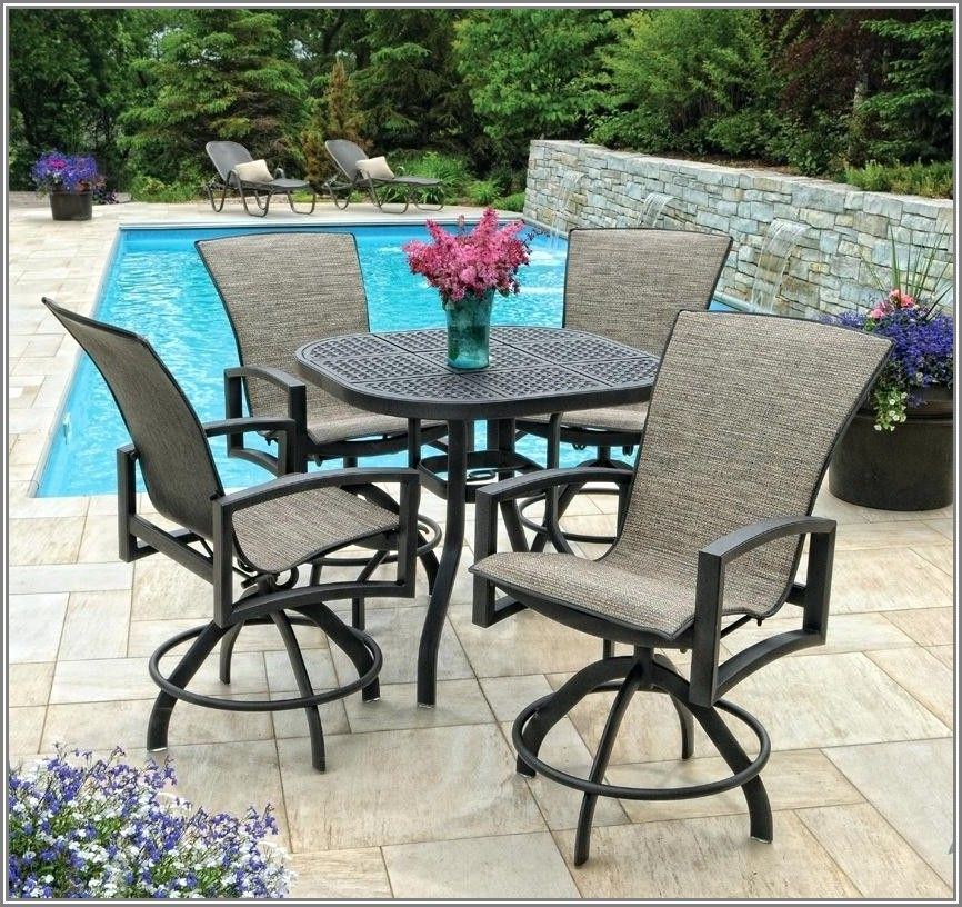 Home Depot Bar Height Patio Furniture