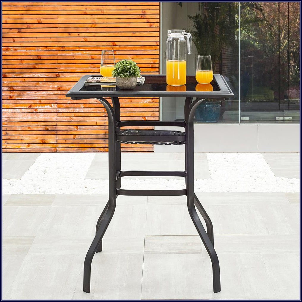 Home Depot Bar Height Patio Table