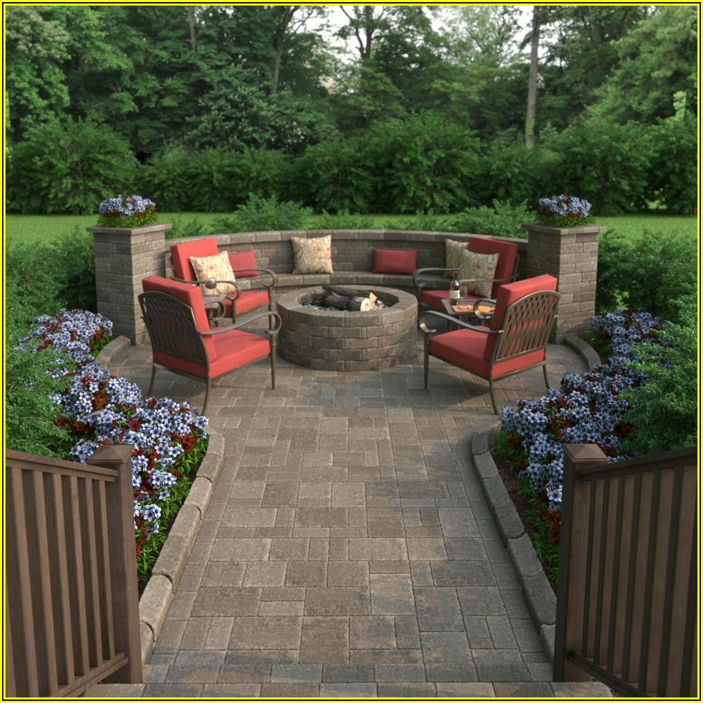 Home Depot Patio Blocks 24x24