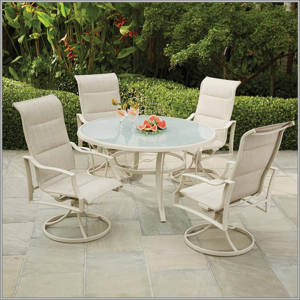 Home Depot Patio Dining Table Set
