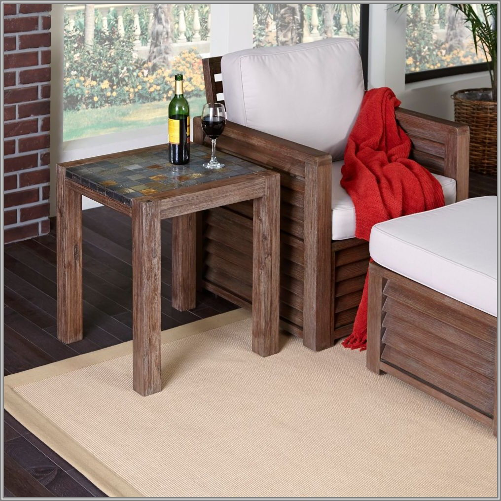 Home Depot Patio End Tables