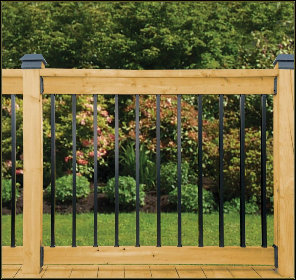 Home Depot Patio Fence