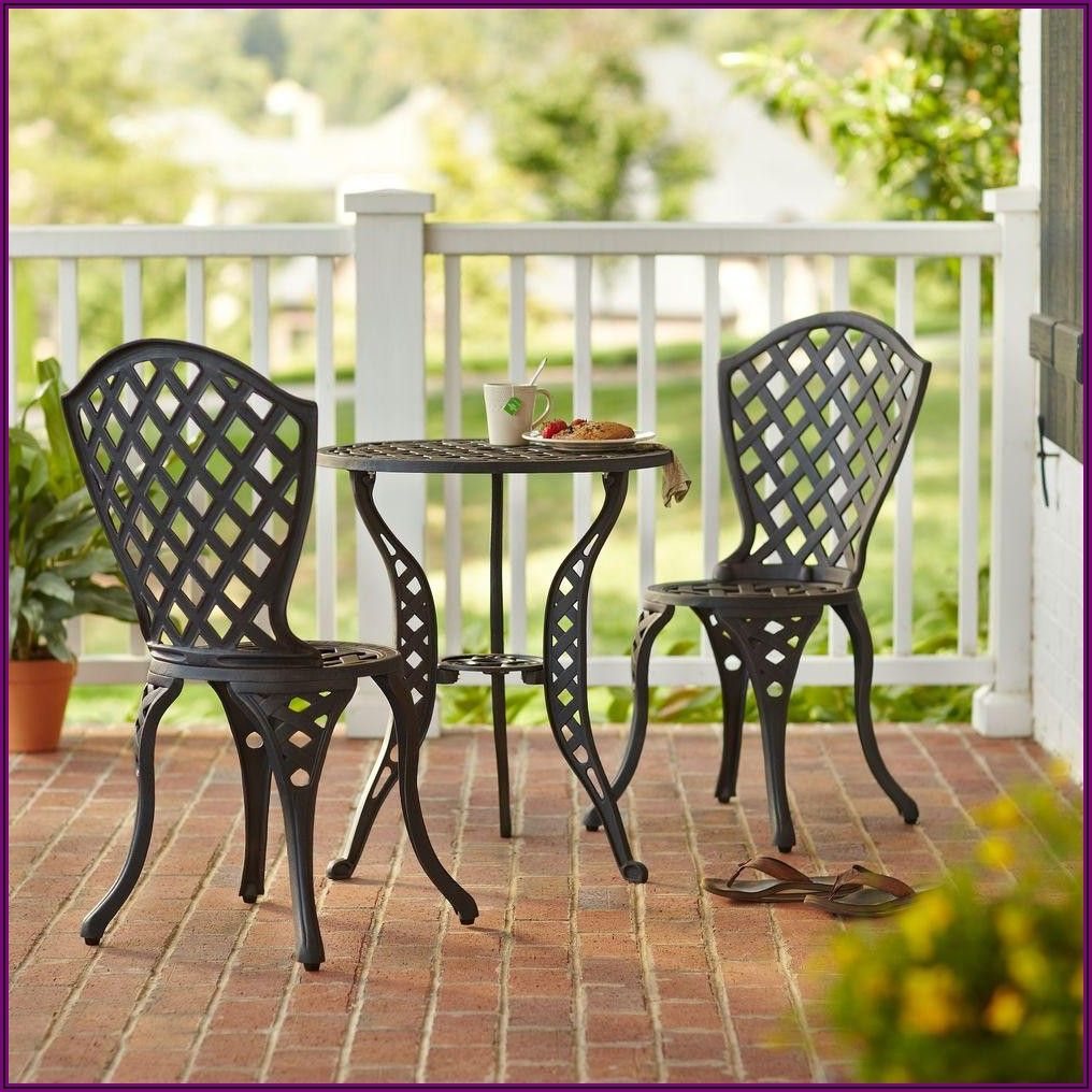 Home Depot Patio Furniture Bistro Set