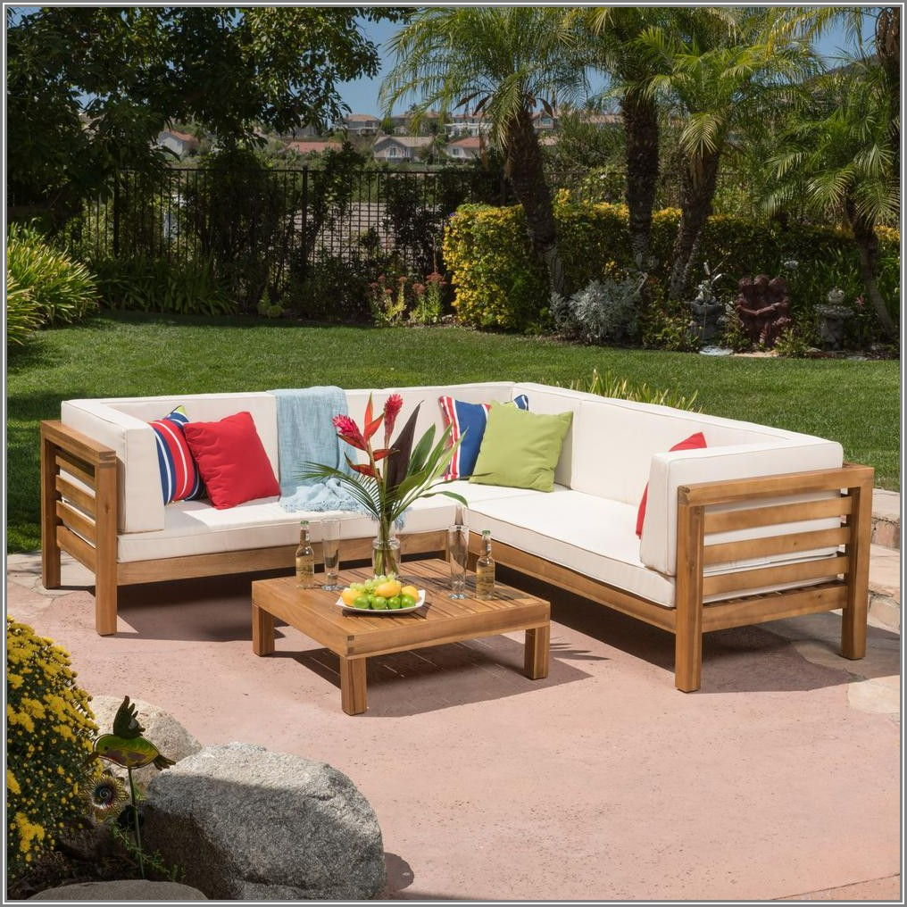 Home Depot Patio Furniture Sectional