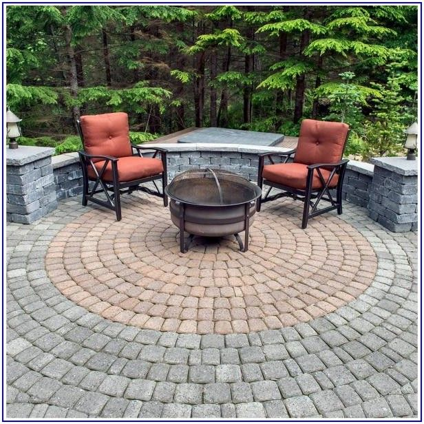 Home Depot Patio Paver Kits
