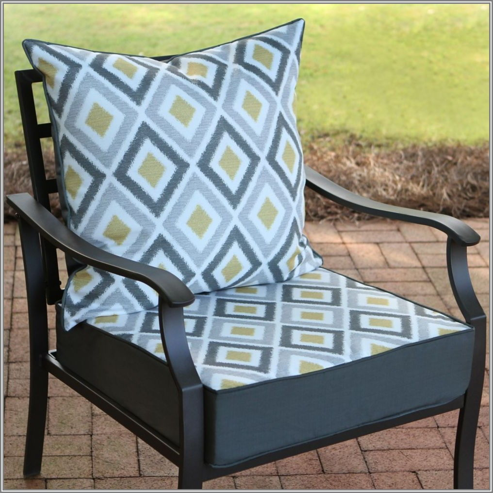 Home Depot Patio Seat Cushions