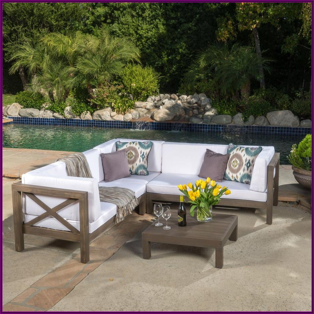 Home Depot Patio Sectional Furniture