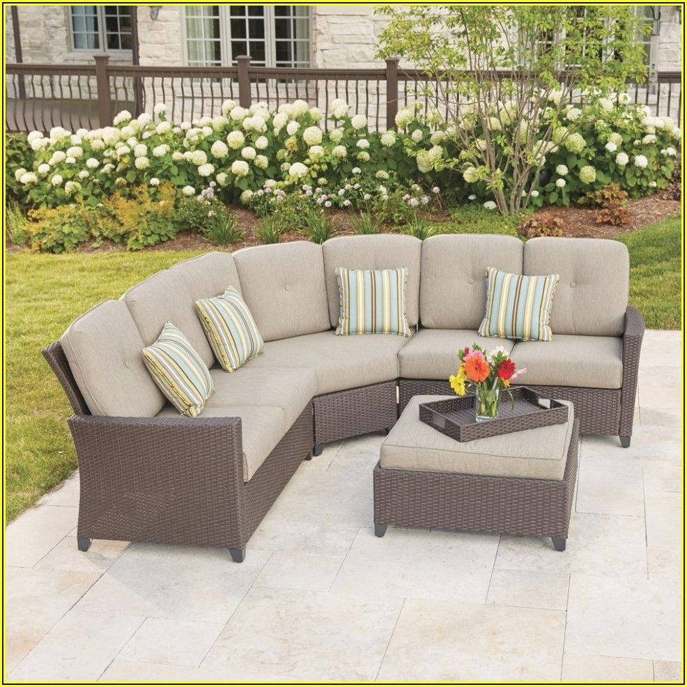 Home Depot Patio Sofa