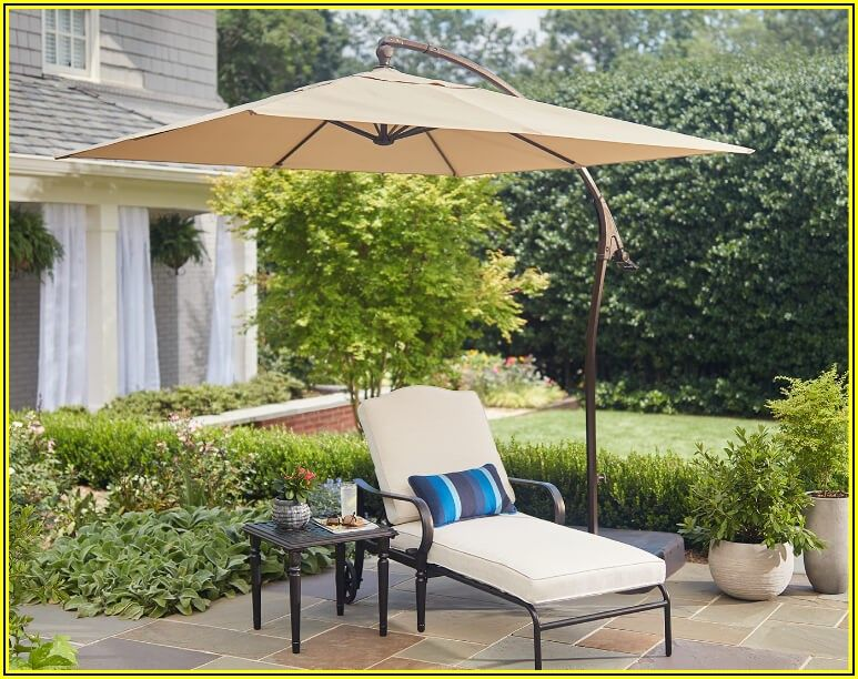 Home Depot Patio Umbrella Stand