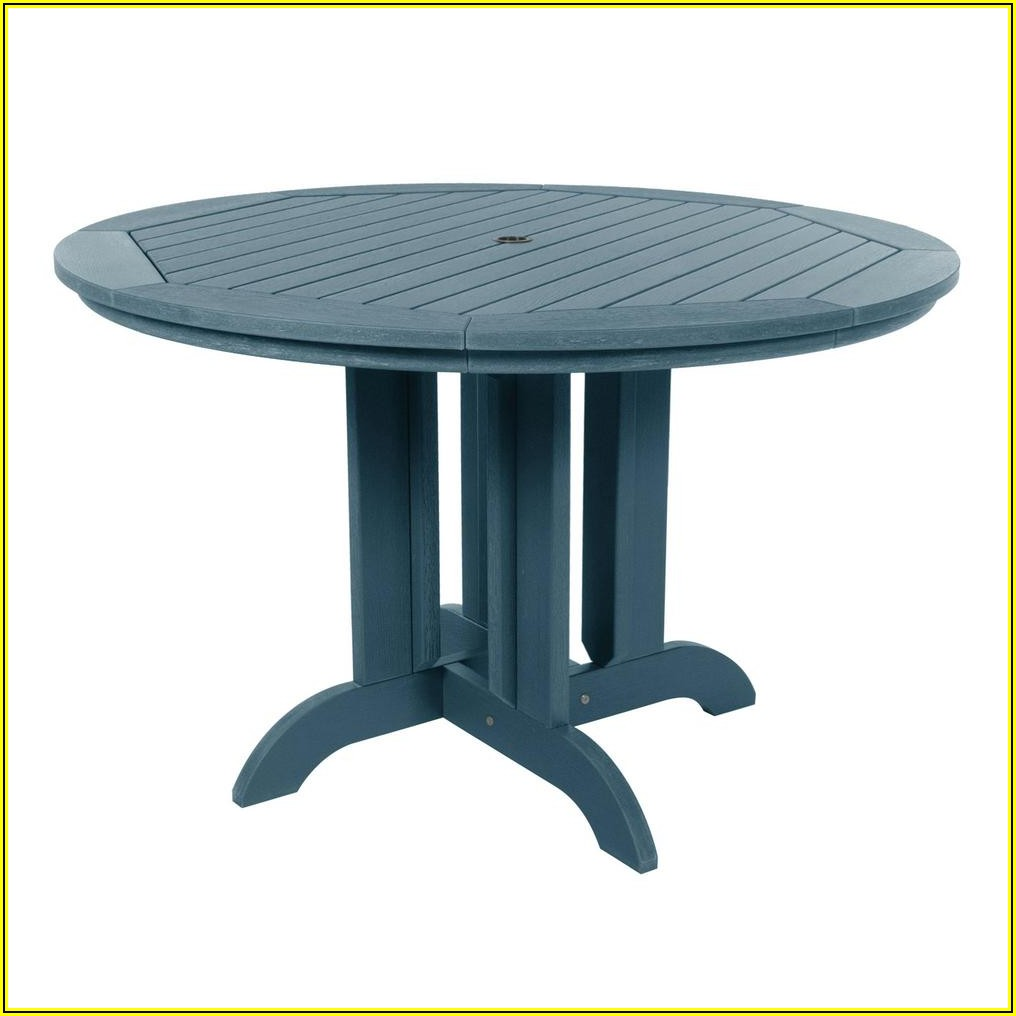 Home Depot Round Patio Table