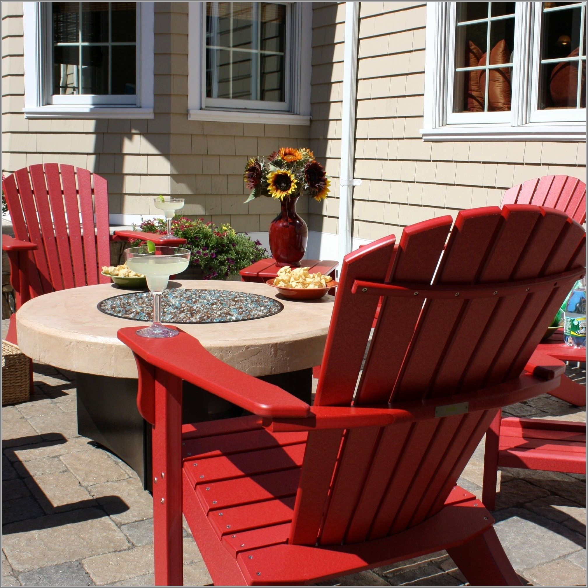 Home Depot Wood Patio Furniture