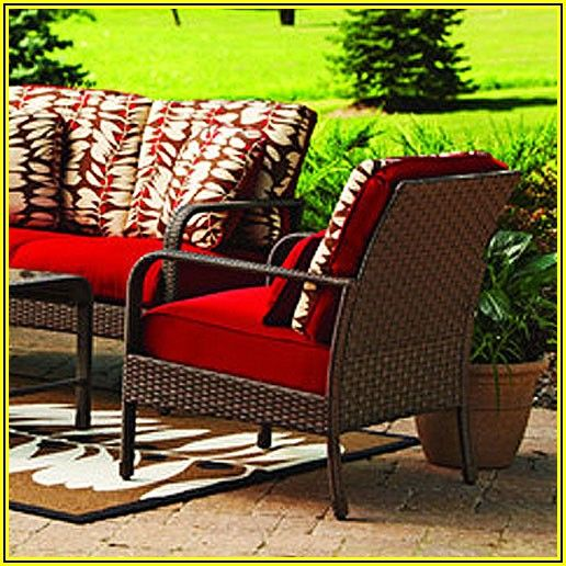 Home Trends Patio Furniture Replacement Cushions