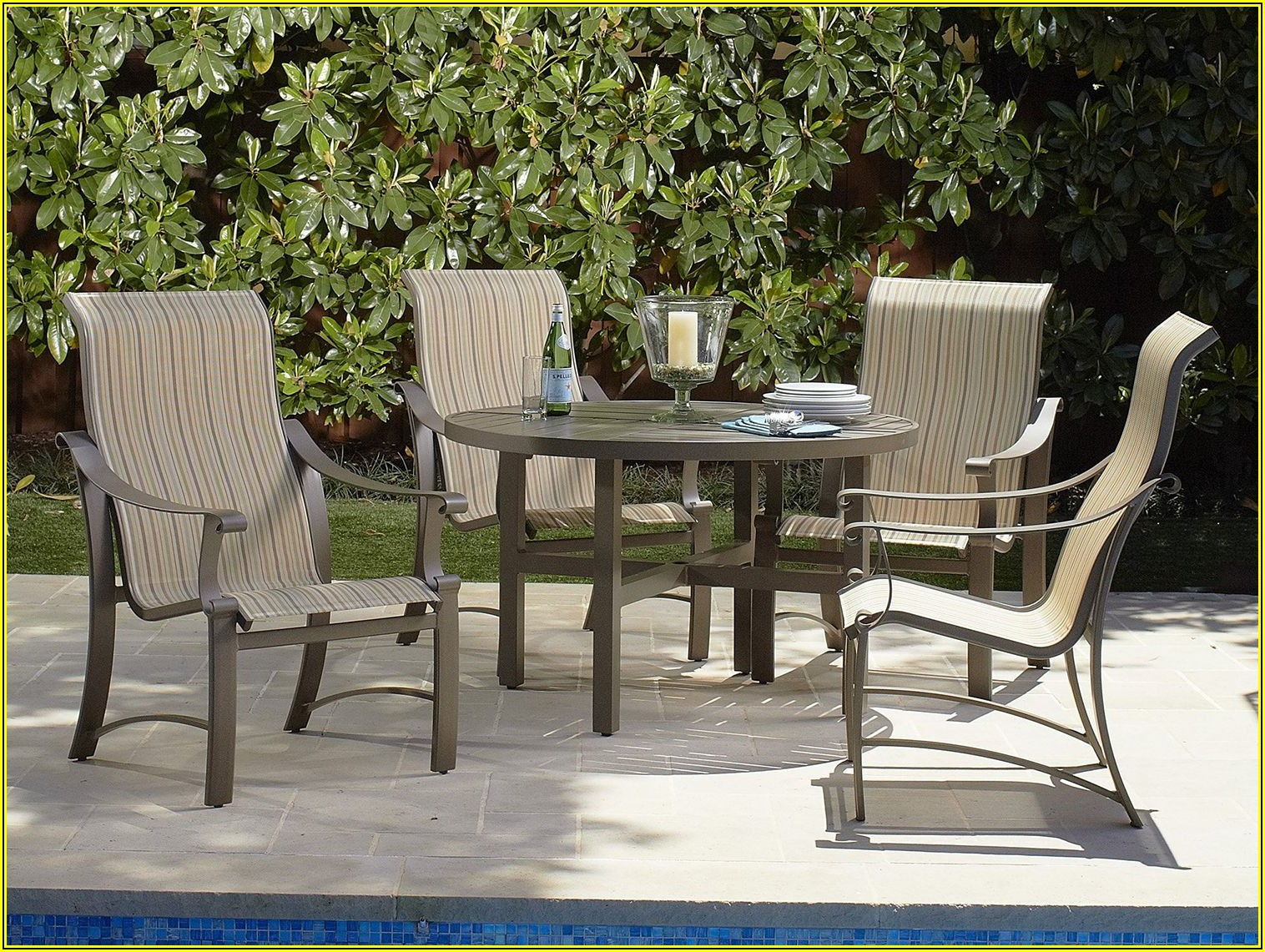 Home Trends Patio Furniture Replacement Slings