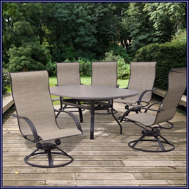 Homecrest Patio Furniture Replacement Slings