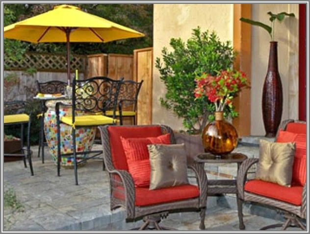Homemade Patio Furniture Cleaner