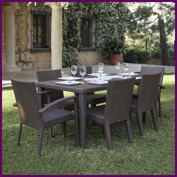 Hospitality Rattan Patio Furniture Sets