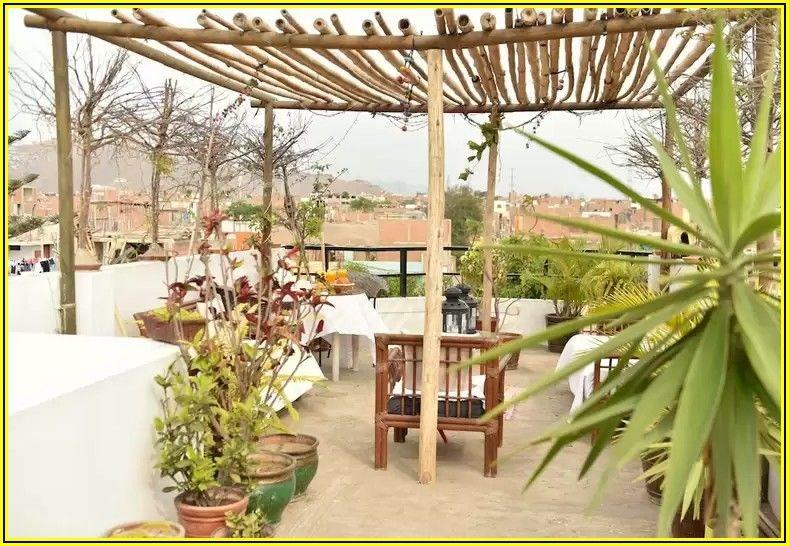 Hostel El Patio Lima Peru