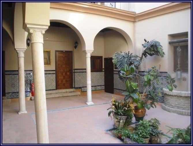 Hotel Patio De Las Cruces Seville Spain