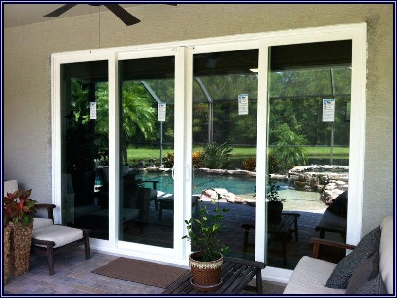 Hurricane Patio Sliding Doors