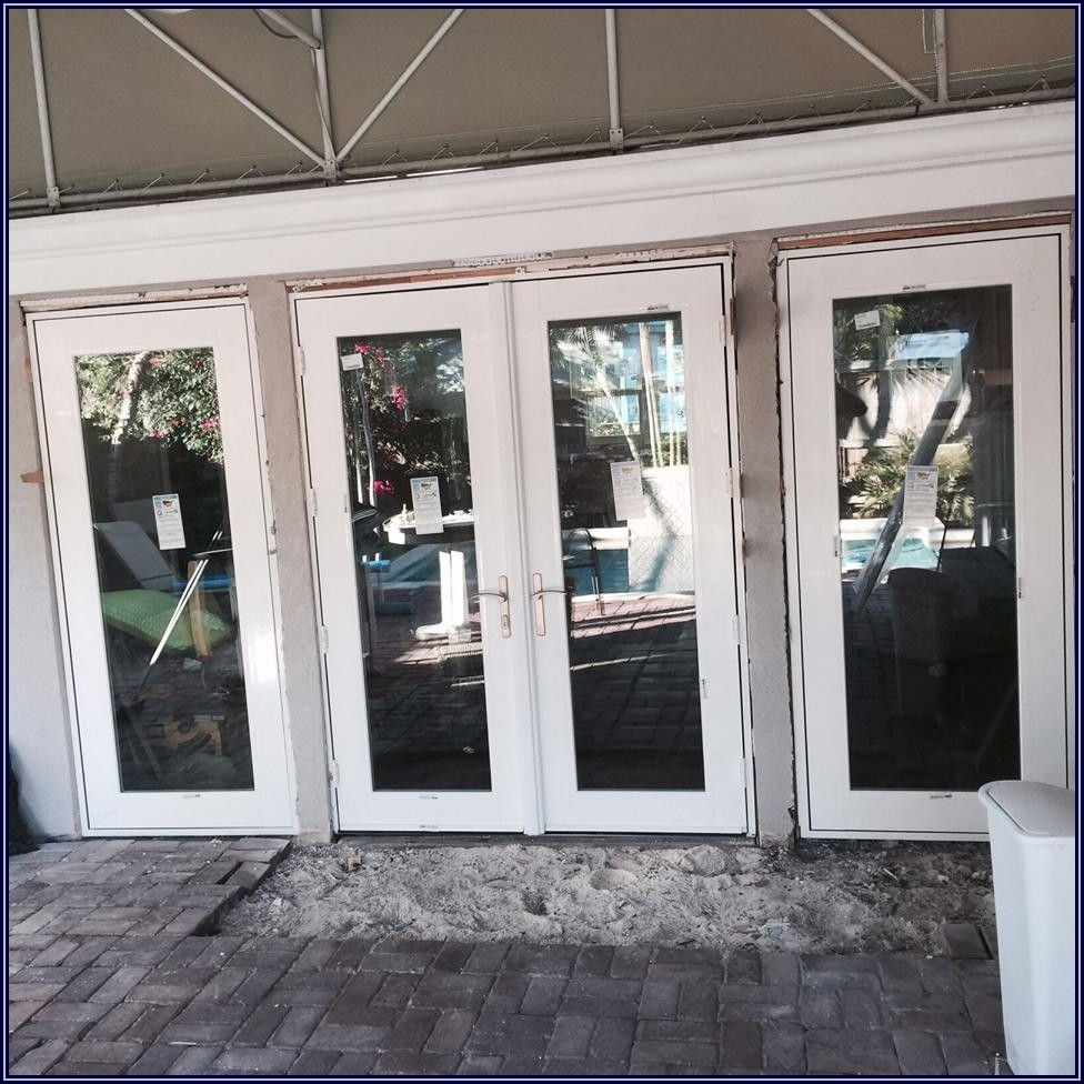 Hurricane Resistant Patio Doors