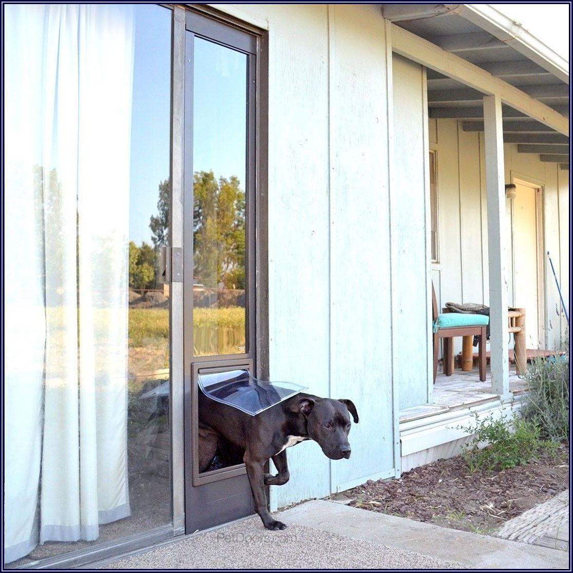 Ideal Pet Patio Door Insert