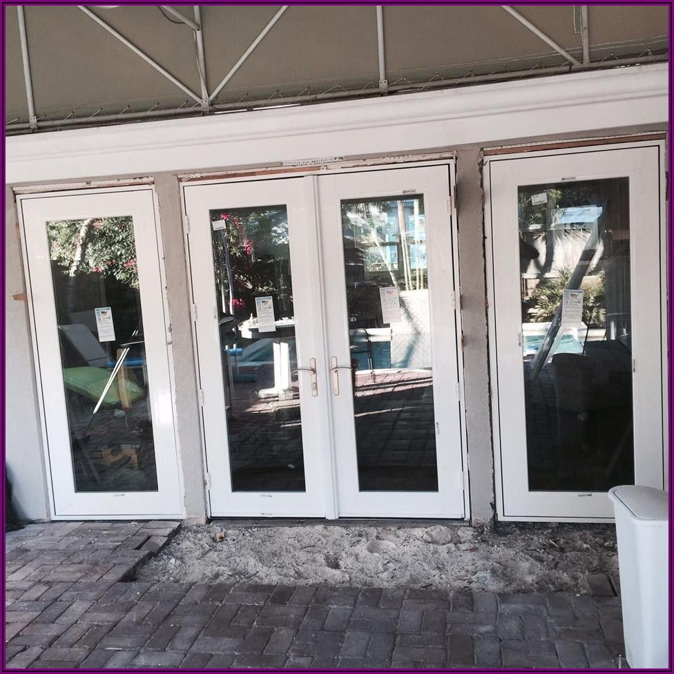 Impact Patio Sliding Doors