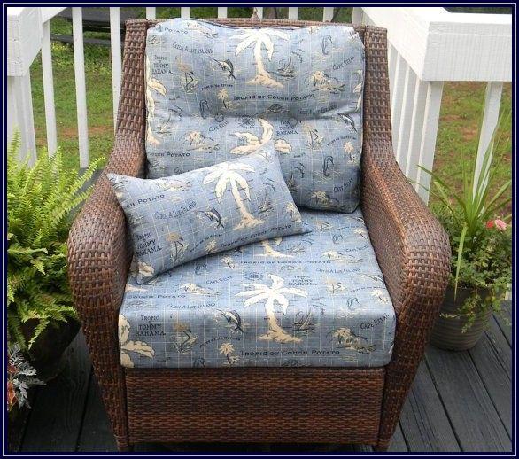 Innsbrook Patio Chair With Cushion