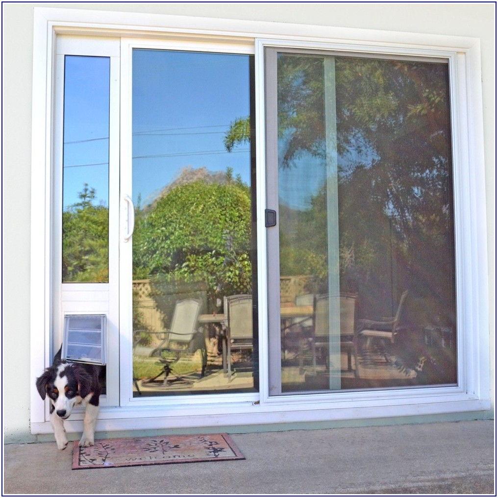 Insulated Pet Patio Door