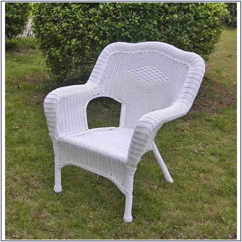 International Caravan Wicker Patio Furniture