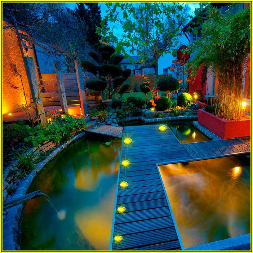Jardines Luces Led Para Patios
