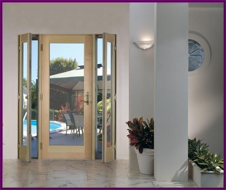 Jeld Wen Patio Doors With Vented Sidelites