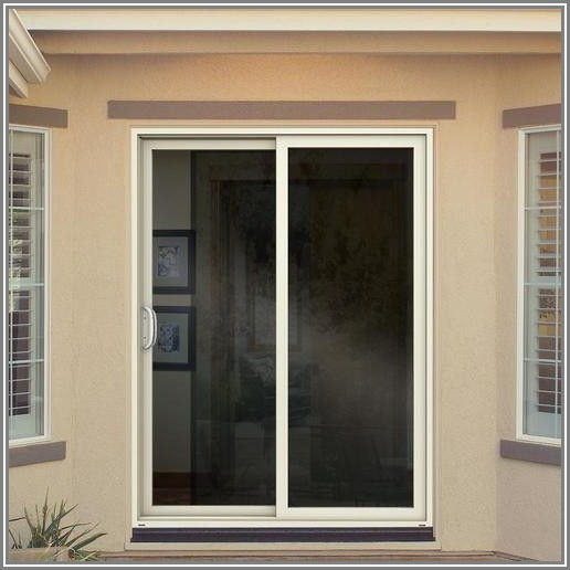 Jeld Wen Premium Vinyl Sliding Patio Door