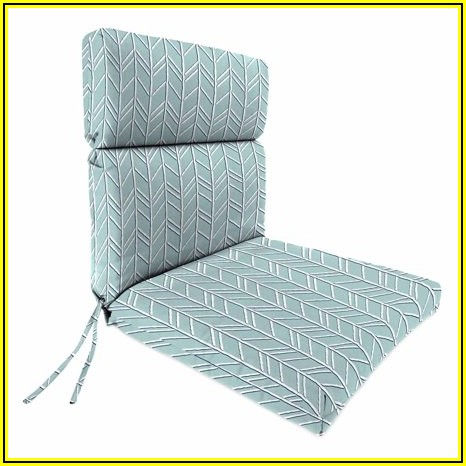 Jordan Manufacturing Patio Chair Cushions