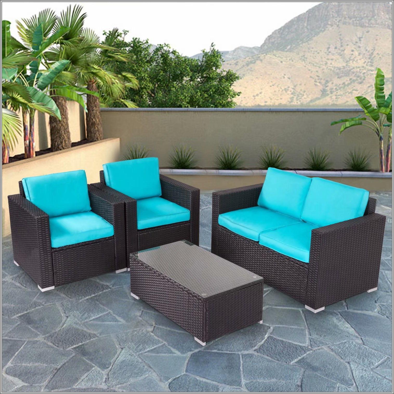 Kinbor Patio Furniture Cushions