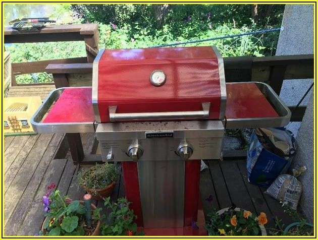Kitchenaid 2br Patio Grill