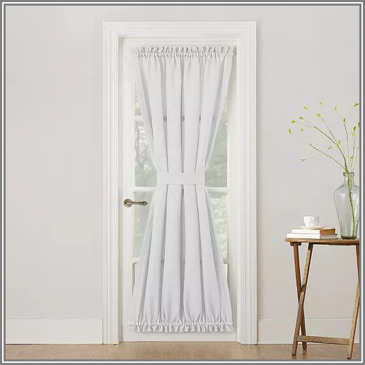Kohl's Patio Door Curtains